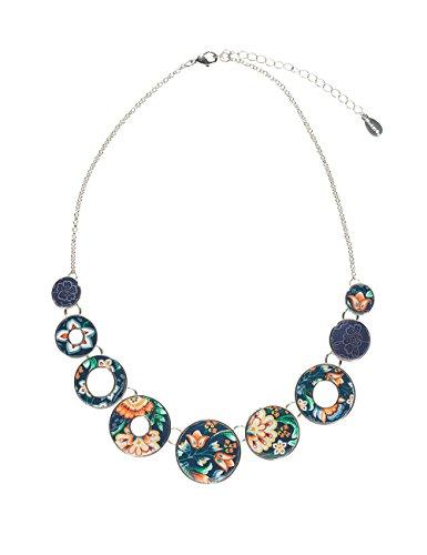 Desigual Damen-Kragen Halskette 18WAGO262000U (Kragen-halskette Damen)
