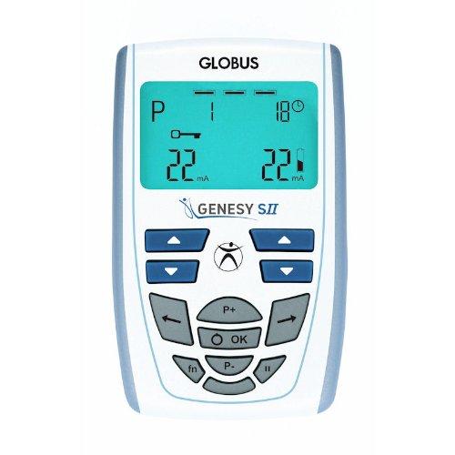 globus elettrostimolatore genesy s ii