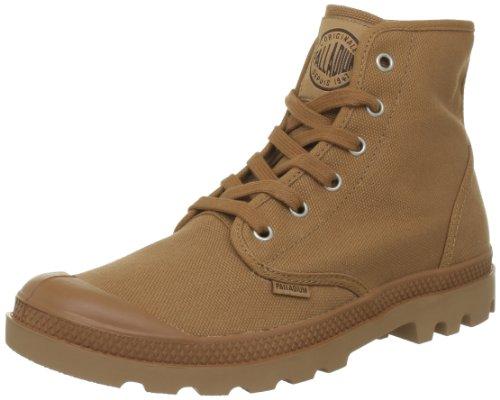 Palladium  Us Pampa High H,  Sneaker uomo Marrone Marron (459 Peru) 41