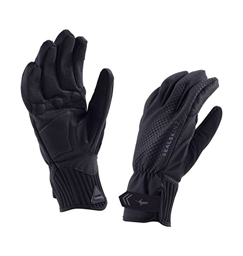 SealSkinz All Weather Cycle XP Gloves                                   Black, XXL -