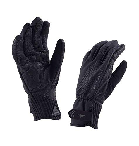 SealSkinz All Weather Cycle XP Gloves  Black, XXL -