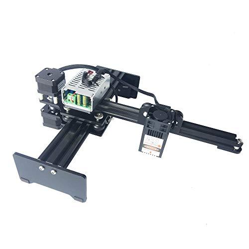 Fesjoy 1.6W Mini Macchina per Incisione Laser Incisore Portatile FAI DA TE Macchine Marcatura Assemblate Logo Stampante Mark 100-240V