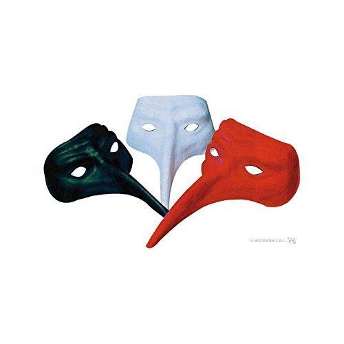 Venezianische Kostüm Pest Doktor - Venezianische Maske mit SCHNABEL