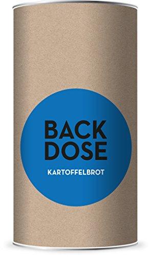 BACKDOSE® Bio Kartoffelbrot Brotbackmischung