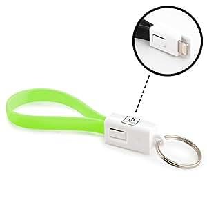 Schlüsselanhänger USB Ladekabel