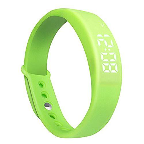 OPAKY Sport-Schrittzähler-Smart-Armband-Gesundheits-Band wasserdicht für Kinder, Damen, Männer