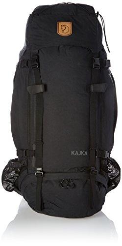 Fjällräven Kajka 55 W - Zaini Donna, Nero (Black), 24x36x45 cm (W x H L)