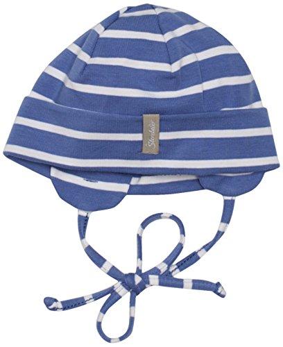 sterntaler-beanie-sombrero-bebe-ninos-blau-eisblau-345-43-cm