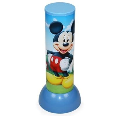 DISNEY MICKEY MOUSE Nachtlicht 19cm Farbwechsler Kinderlampe Nachttischlampe Kinderleuchte von Disney - Lampenhans.de