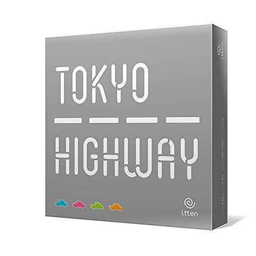 Asmodee- Tokyo Highway - Español (ADEITTH01ES)