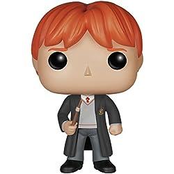 Funko - Ron Weasley figura de vinilo, colección de POP, seria Harry Potter (5859)
