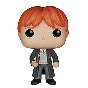 Funko Pop Ron Wesley (Harry Potter 02) Funko Pop Harry Potter