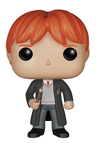 Funko - Pop! Vinilo Colección Harry Potter - Figura Ron Weasley (5859)