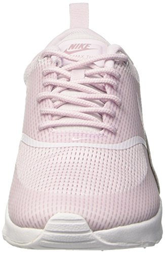 Nike  W Air Max Thea Txt, Gymnastique  femme Violet - Viola (Bleached Lilac/Bleached Lilac)
