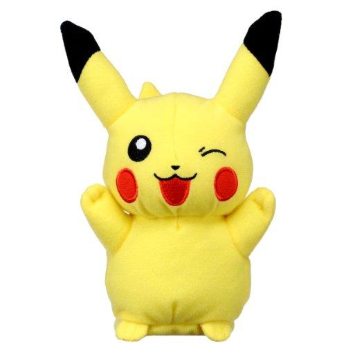 Pokemon BW Peluche Pikachu Dansant