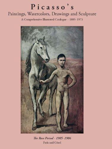 Title: Picassos Paintings Watercolors Drawings n Sculptur