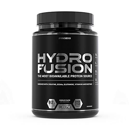 Xcore Hydro Fusion SS Integratore di Proteina, 900 g, Cioccolato