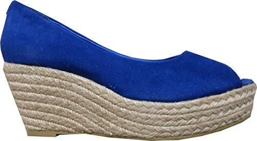 Linea Tesini  Pumps, Escarpins pour femme Bleu - Marine