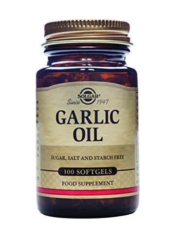 Solgar Garlic Oil Softgels 100 Stück