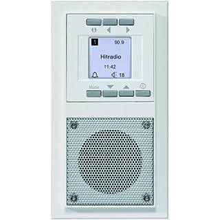 Peha Unterputz-Radio im Aura-Design, weiß, D 20.485.02