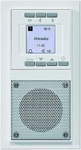 Honeywell D 20.485.02 Radio encastrée Design Aura