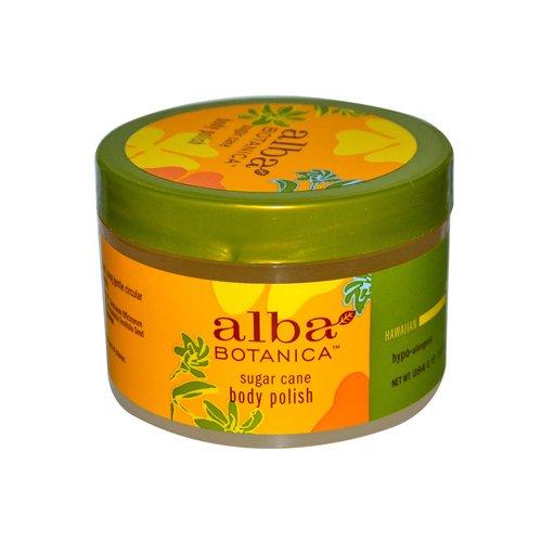 Sugar Cane Body Polish 10 oz (284 g) - Alba Botanica