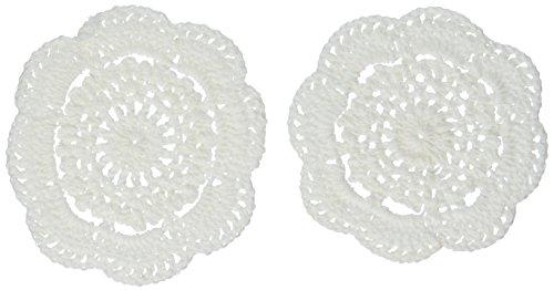 Tilly Daydream Crochet Doily fiori