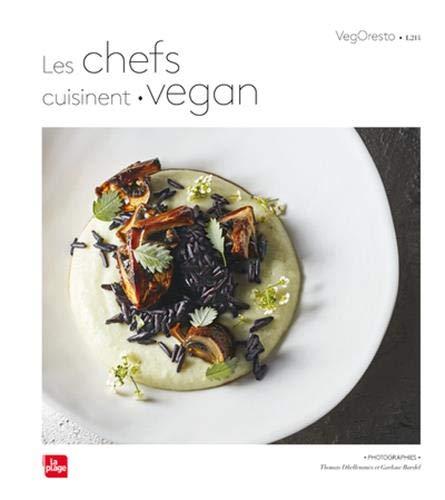 Les chefs cuisinent vegan par L214