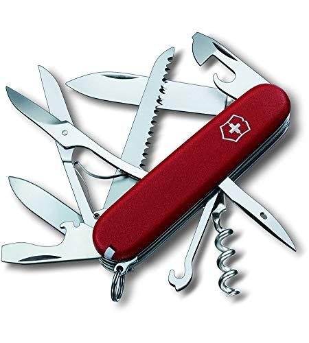 Victorinox Ecoline Couteau suisse Croix relief Rouge mat 15 fonctions 91 mm
