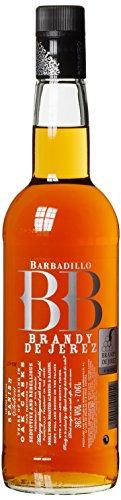 Barbadillo, Solera Brandy de Jerez, Bodegas, (1 x 0.7 l)