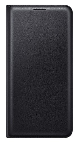 Samsung Flip Wallet Schutzhülle (geeignet für Samsung Galaxy J5 (2016)) schwarz Samsung Galaxy S Duos Cover