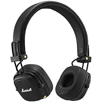 Marshall Major Iii Casque Audio Bluetooth Noir Amazonfr High Tech