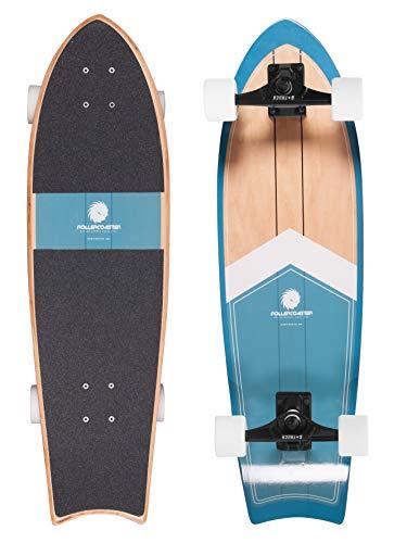 RollerCoaster Damen,Herren Carver,Longboard,Skateboard,Surfskate-Achse -