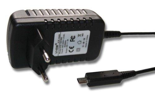 vhbw 220V Netzteil Ladegerät Ladekabel 18W (12V/1.5A) für Tablet Pad Netbook Acer Iconia Tab A700, A701 wie XO.ADT0A.002.