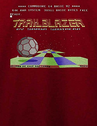 Trailblazer T-Shirt Bordeaux