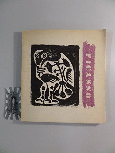 Picasso. Radierungen und Lithographien, 1905 bis 1952. Ausstellung in Bremen, Düsseldorf, Köln,...