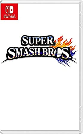 Super Smash Bros. - Nintendo Switch (Nintendo Switch)