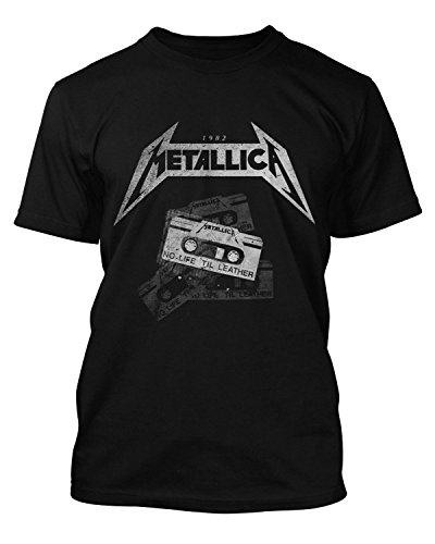 Band Merchandise - Camiseta - para hombre negro Small
