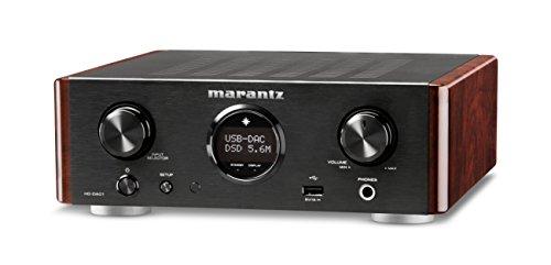 Galleria fotografica Marantz HD-DAC1 - headphone amplifiers (0.0012%, 106 dB, 32 Ω, 25 cm, 27 cm, 8.990 cm)