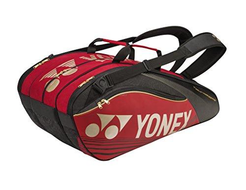 Yonex 9R Pro Serie Portaracchette Rosso