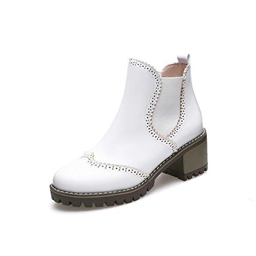 c5c4608feb835f Balamasa Balamasaabl09917 Sandales Compensées Pour Femmes Blanches ...