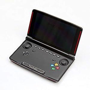 HJL Handheld-Spielgerät, tragbarer Handheld-Konsole 5000mAh Akku mit großer Kapazität 5,5 Zoll 5-Punkt-Touch-Screen…
