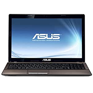 "Asus X53SD-SX186V Portable 15.6 "" HDD 500 Go RAM 4096 Mo Windows 7 Home Premium Noir"