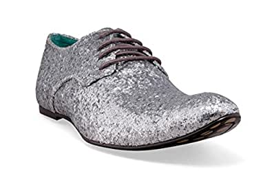 Irregular choice - 3375 Argent - Homme - Taille 42