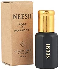 Neesh Rose-E-Mohabatt Roll On Attar