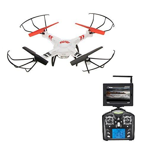 Wltoys V686G 2,4 G 4CH Echtzeit Übertragung FPV Drohne UFO Quadcopter mit 2MP HD Kamera Headless Mode