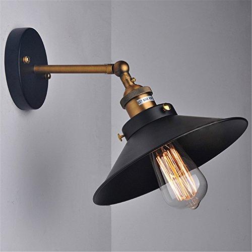 VINTAGE STYLE Industrial Edison Retro E27 Lámparas de Pared Brillante