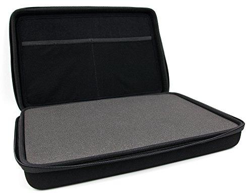 Hartschalentasche / Koffer mit anpassbarer Schaustoffeinlage für UDIRC U839 Nano 3D RC Quadcopter und Zubehör / Ersatzteile - 7