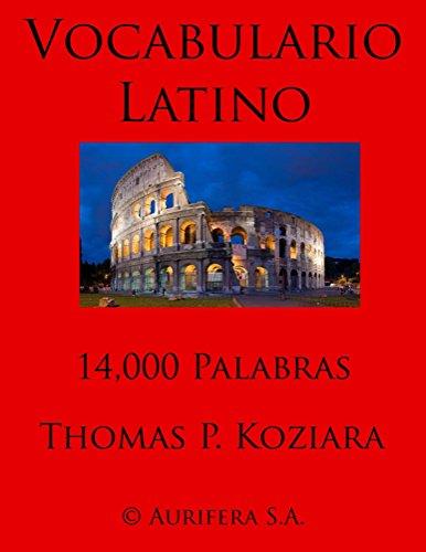 Vocabulario Latino por Thomas Koziara