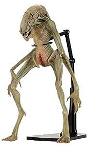 NECA- Deluxe Alien Resurrection Newborn Figura articulada, Multicolor (51674)